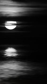 Dark Moonlight.Black wallpaper screenshot 1