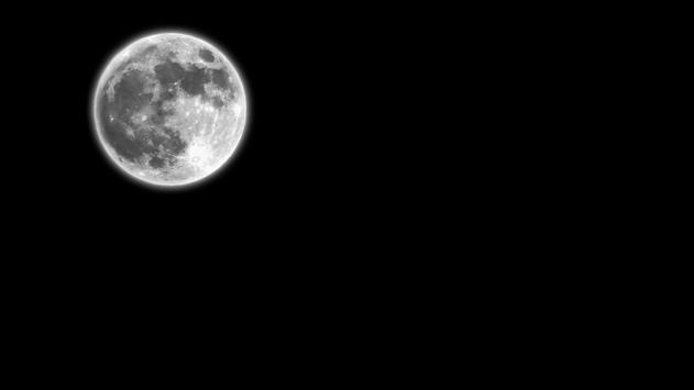 Dark Moonlight.Black wallpaper screenshot 3