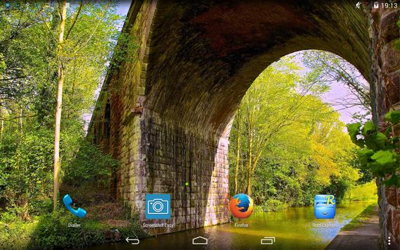 Bridges.Live wallpaper. screenshot 4