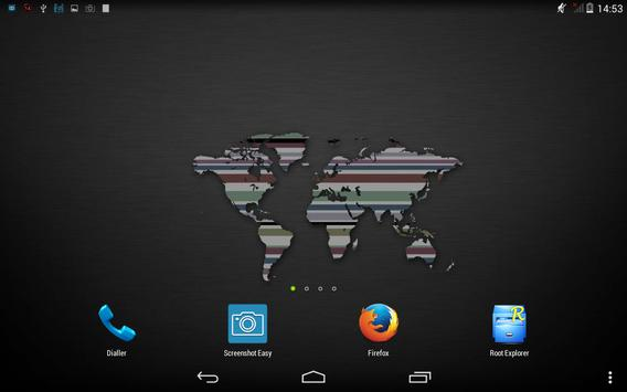 World map live wallpaper apk download free personalization app world map live wallpaper poster gumiabroncs Choice Image