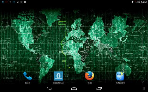 World map live wallpaper apk download free personalization app live wallpaper poster world map live wallpaper apk screenshot gumiabroncs Choice Image