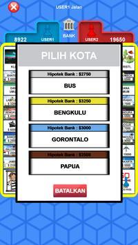 Monopoly Indonesia Offline 2018 screenshot 12