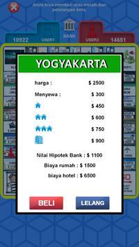 Monopoly Indonesia Offline 2018 screenshot 6