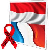 French Indonesian Dictionary icon