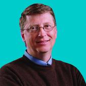 Bill Gates Biography & Quote icon