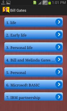 Bill Gates Biography & Quote screenshot 2