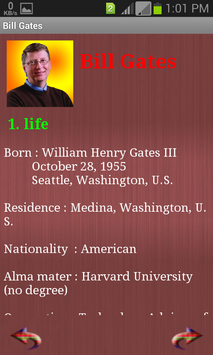 Bill Gates Biography & Quote screenshot 5