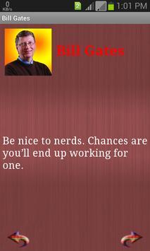 Bill Gates Biography & Quote screenshot 6