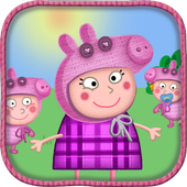 Fairy tales: 3 Little Pigs icon