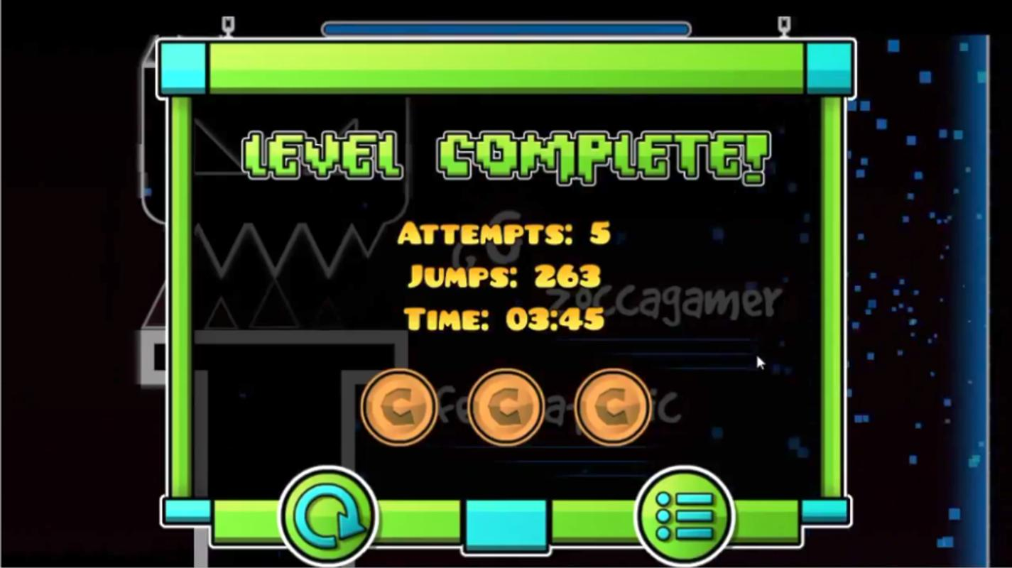 how to play geometry dash on pc no download