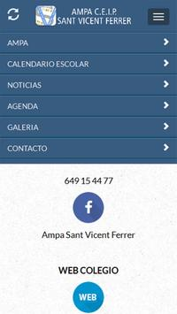 AMPA SANT VICENT FERRER poster