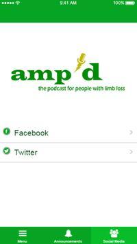 amp'd Toolkit screenshot 2