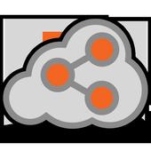 CloudSend icon