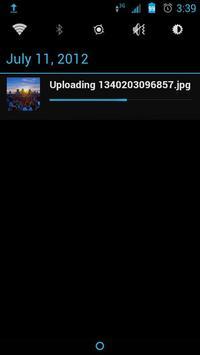 CloudSend screenshot 4