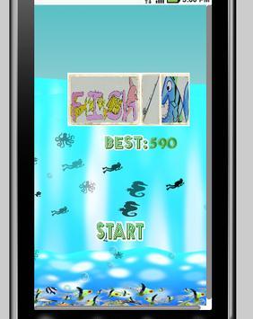 Ninja Fishing game screenshot 1