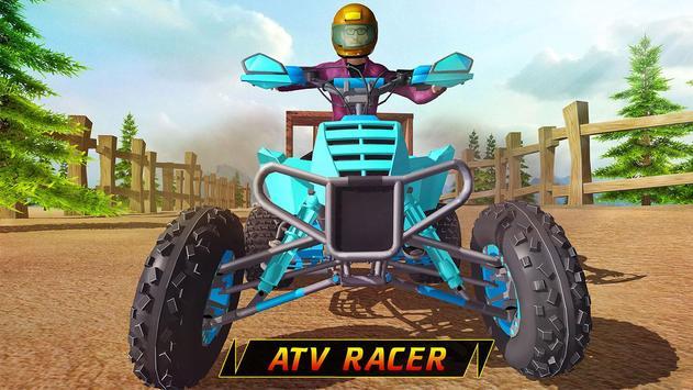 SuperHero Mega Ramp Stunts Bike Racing poster