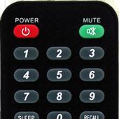 Remote Control For Vivo Viano icon