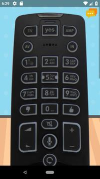 Remote Control For Yes poster