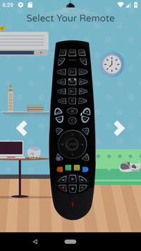 Remote Control For Yes apk screenshot