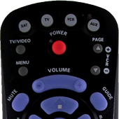 Remote for Dish Network - Bell icon