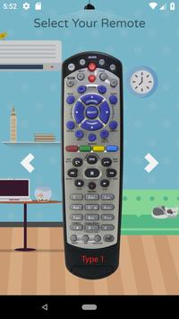 Remote Control For Dish Bell screenshot 1