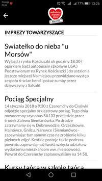 WOŚP Białystok screenshot 3