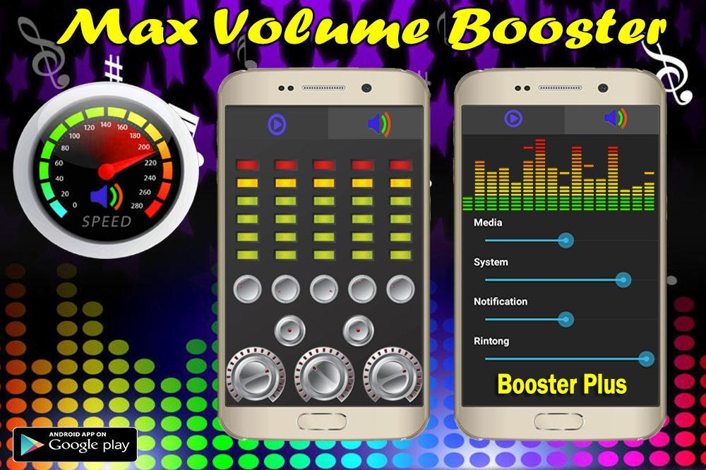 Max Volume Booster & Music Equalizer for Android - APK Download