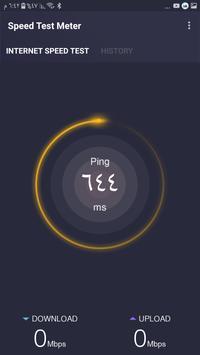 Speed Test Meter screenshot 1