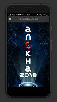 Anokha 2018 screenshot 2