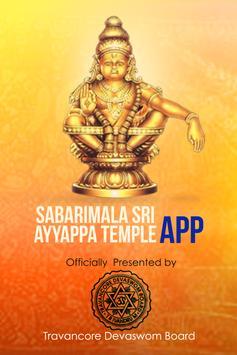 Sabarimala Sri Ayyappa Temple poster