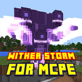 Mod Wither Storm for MCPE icon