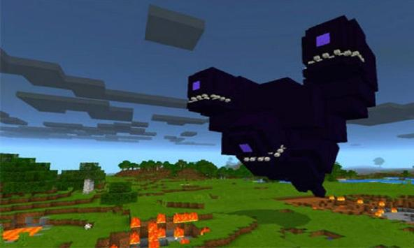 Mod Wither Storm for MCPE apk screenshot
