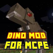 Dino Mod for MCPE icon