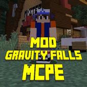Mod Gravity Falls for MCPE icon