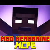 Mod Herobrine for MCPE icon