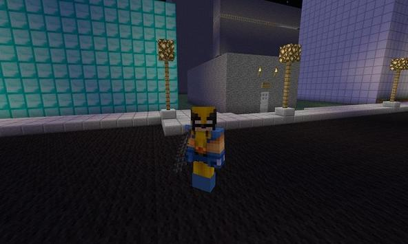 Mod Planet Heroes for MCPE poster