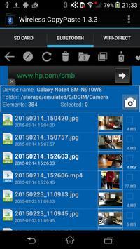 Wireless CopyPaste screenshot 3