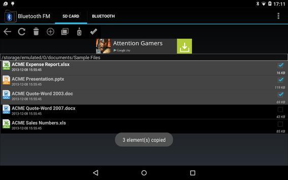 Wireless CopyPaste screenshot 4