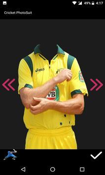 Cricket Photo Suit 2017 screenshot 7