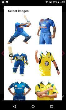 Cricket Photo Suit 2017 screenshot 8