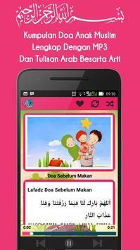 Doa Anak Muslim Lengkap Baru screenshot 1