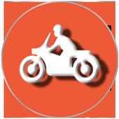 Super bike mode Auto Responder icon