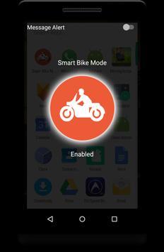 Super bike mode Auto Responder screenshot 3