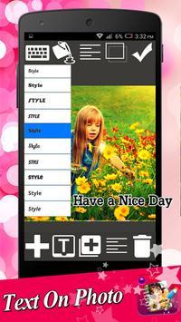 Text On Photo screenshot 1