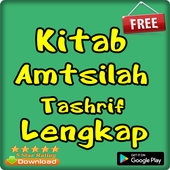 Kitab Amtsilah Tashrif Lengkap icon