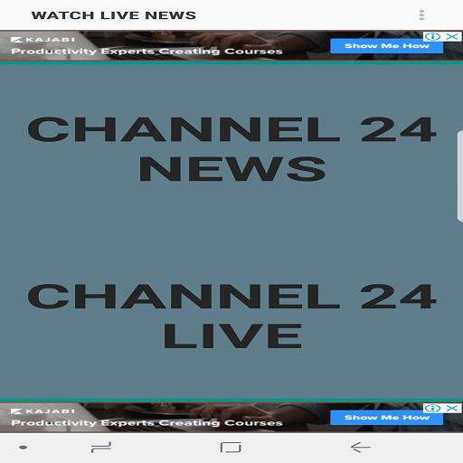 CHANNEL 24 BANGLA NEWS TV for Android - APK Download