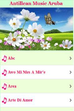 Antillean Music Aruba, Curacao, Bonaire poster