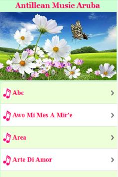Antillean Music Aruba, Curacao, Bonaire apk screenshot