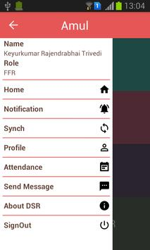 AMUL DSR ( FOR EMPLOYEE ) apk screenshot