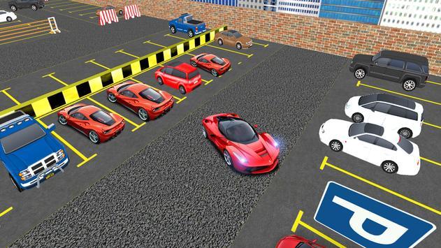 Real Car City Parking screenshot 14